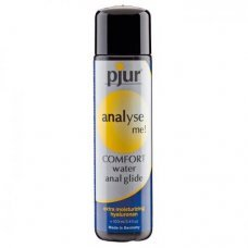 Анальный лубрикант pjur®analyse me! Comfort Water Anal Glide 100 ml