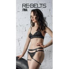 Гартеры Fina Black 7705rebelts
